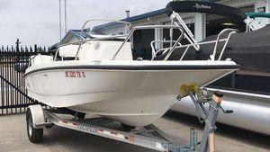 Used Boston Whaler 170 Dauntless170 Dauntless Bay Boat For Sale