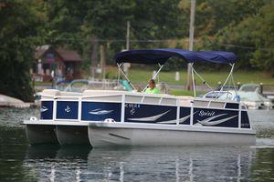 New Jc Pontoon Spirit 241 SportPontoon Spirit 241 Sport Pontoon Boat For Sale