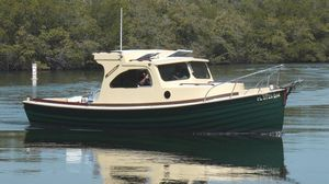 Used Grover 28 Downeast Fishing Boat For Sale