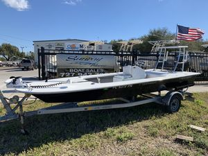 Used Mitzi Skiff 17 TOURNAMENT17 TOURNAMENT Freshwater Fishing Boat For Sale