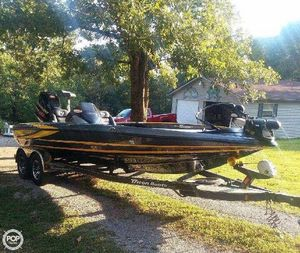 Used Triton 21 TRX ELITE Bass Boat For Sale