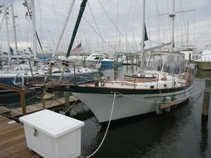 Used Vagabond 42 Ketch Cruiser Sailboat For Sale