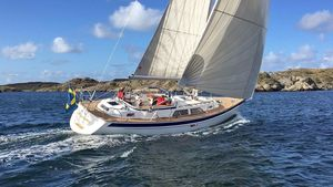 Used Hallberg-Rassy 40 Racer and Cruiser Sailboat For Sale