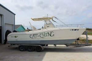 Used World Cat 266sf Center Console Fishing Boat For Sale
