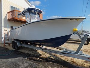 Used Kencraft 240 Challenger - A Must See Center Console Fishing Boat For Sale