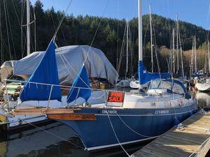 Used Bayfield 32 Motorsailer Boat For Sale