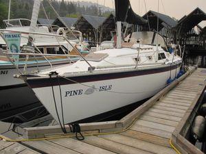Used Hunter Motorsailer Boat For Sale