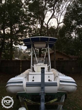 Used Nautica Rib 20 Cat Inflatable Boat For Sale