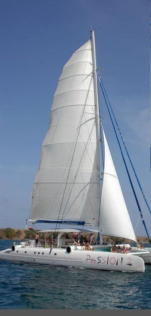 Used Fountaine Pajot Taiti 75 Sport Catamaran Sailboat For Sale