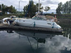 Used Mariah Z268 Cuddy Cabin Boat For Sale