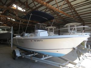 Used Sea Hunt 186 CC186 CC Freshwater Fishing Boat For Sale