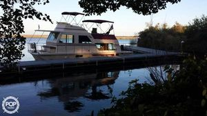Used Holiday Mansion 36 Super-Barracuda House Boat For Sale