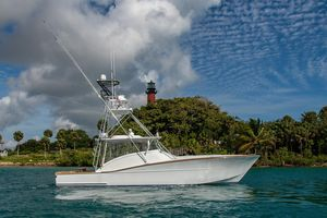Used Garlington 44 Express Sports Fishing Boat For Sale