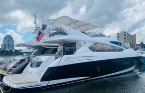 Used Sunseeker Manhattan 63 Motor Yacht For Sale