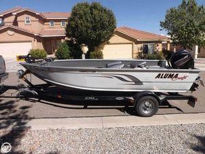 Used Alumacraft Competitor 165 Aluminum Fishing Boat For Sale