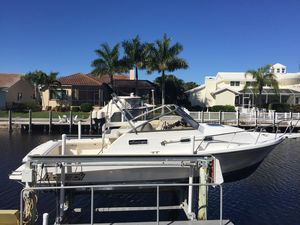 Used Shamrock Express 265 Cuddy Cabin Boat For Sale