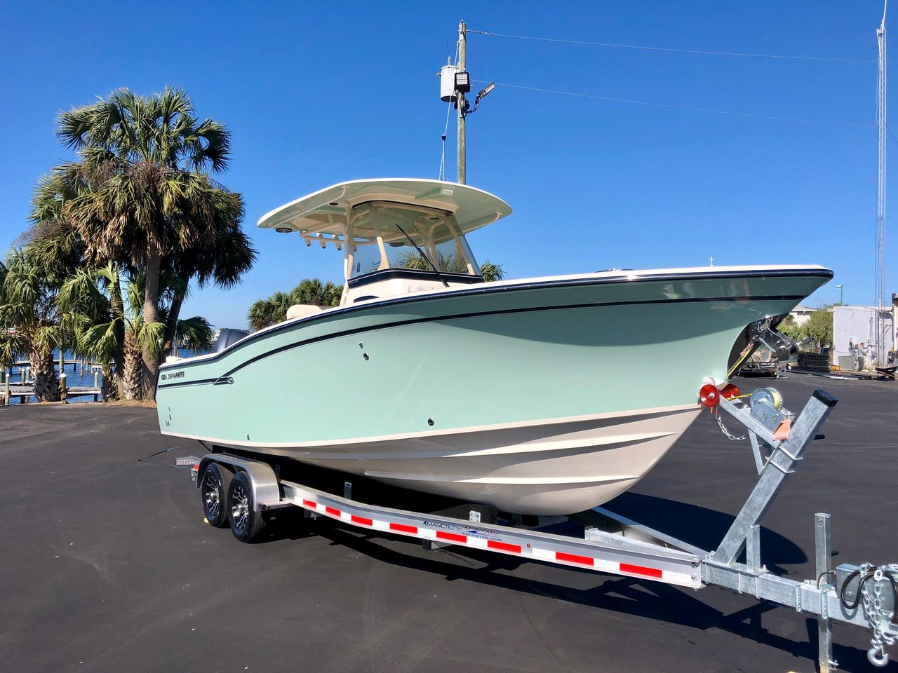 2019 New Grady-White Canyon 271 Sports Fishing Boat For Sale