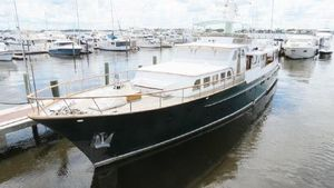 Used Feadship Raised Pilothouse Motor Yacht For Sale
