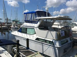 Used Chris-Craft 372 Catalina Motor Yacht For Sale