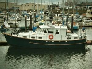 Used Comfort 38 Trawler Boat For Sale