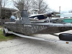 Used Excel 2172 Stalker SC Tender Boat For Sale