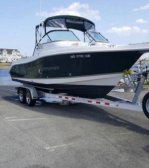 Used Seaswirl Striper 2301 Dual Console O/B Saltwater Fishing Boat For Sale