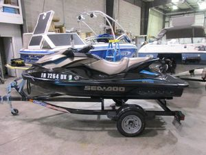 Used Sea-Doo GTI Limited 155GTI Limited 155 Personal Watercraft For Sale