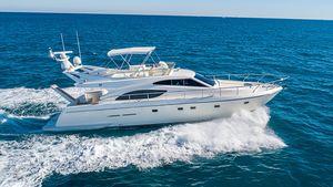Used Ferretti Yachts 53 Motor Yacht For Sale