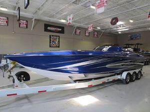 Used Sunsation 32 SSR High Performance Boat For Sale