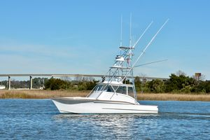 Used Blackwell Custom Carolina 36 Express Sports Fishing Boat For Sale