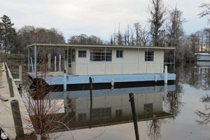 Used Jordan 16 x 38 House Boat For Sale