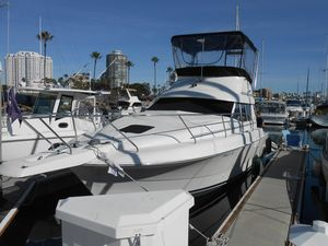 Used Silverton 31 C Convertible Fishing Boat For Sale