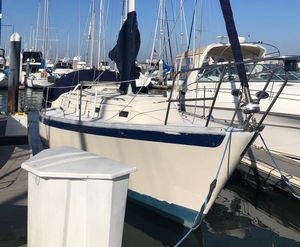 Used Irwin 34 Cruiser Sailboat For Sale