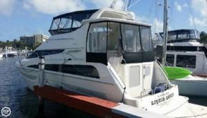Used Carver 43MY Aft Cabin Boat For Sale