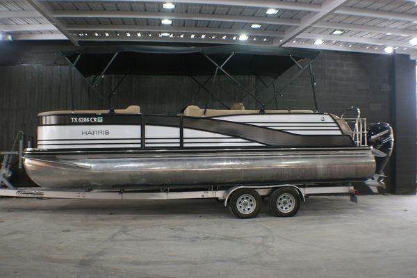 Used Harris Grand Mariner 250 Pontoon Boat For Sale
