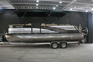 Used Harris Grand Mariner 250 Pontoon Boat For Sale