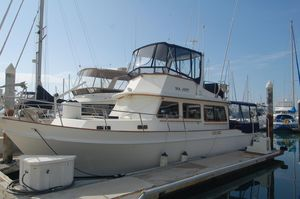 Used Californian LRC Sedan Trawler Boat For Sale