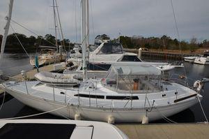 Used Gulfstar Hirsh Cruiser Sailboat For Sale
