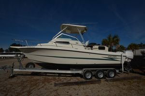 Used Hydra-Sports 2750wa Center Console Fishing Boat For Sale