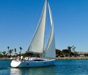 New Elan Impressions 45 Deck Saloon Sailboat For Sale