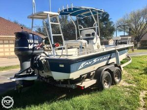 Used Bay Stealth 2180 BAY STEALTH Center Console Fishing Boat For Sale
