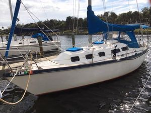Used Seafarer Sloop Sailboat For Sale