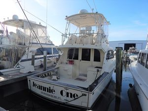 Used Post 43 Sport Fisherman Sports Fishing Boat For Sale
