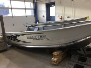 New Smoker Craft 13 Alaskan DLX13 Alaskan DLX Utility Boat For Sale
