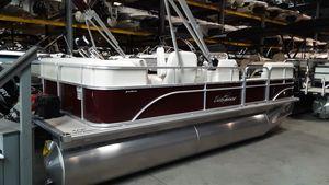 New Sunchaser Oasis Cruise 18Oasis Cruise 18 Pontoon Boat For Sale