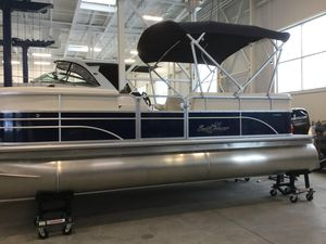 New Sunchaser Oasis Cruise 20Oasis Cruise 20 Pontoon Boat For Sale