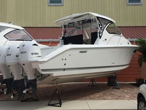 New Pursuit 355 OS Cuddy Cabin Boat For Sale