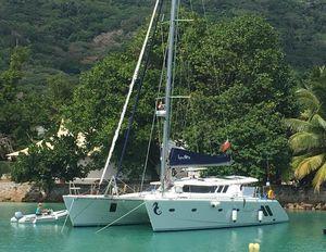 Used Knysna 500 SE Catamaran Sailboat For Sale