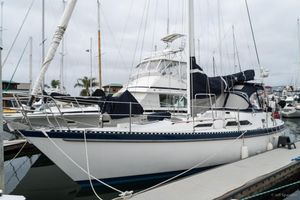 Used Tayana Vancouver Center Cockpit 42 Cruiser Sailboat For Sale