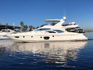Used Azimut Evolution Flybridge Boat For Sale